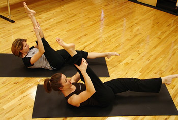 Программа тренировок в домашних условиях для девушек для похудения
